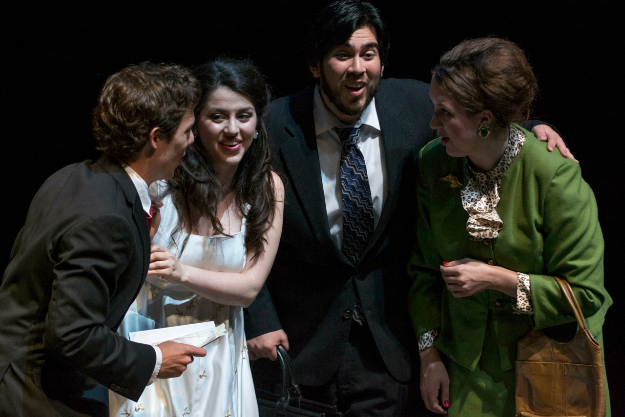 Some photos from Le nozze di Figaro in Halifax