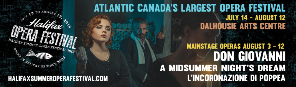 A very modern Don Giovanni is the centrepiece of Eastern Canada's largest opera festival