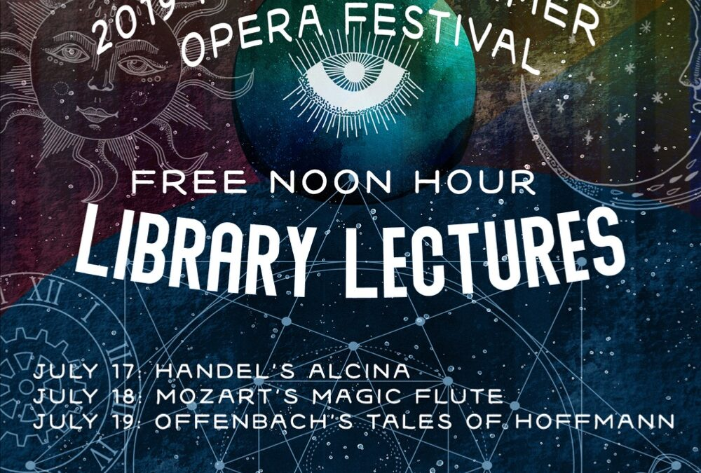Free Library concerts launch 15th Halifax Summer Opera Festival